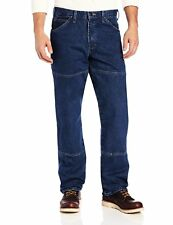Dickies Men's Relaxed-Fit Double-Knee Workhorse Jean - Choose SZ/Color