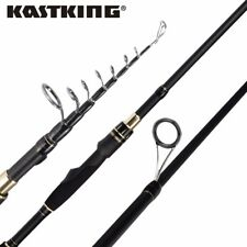 KastKing BlackHawk II Travel Rod Spinning  Fishing Rod Sea Coarse Lure Fishing