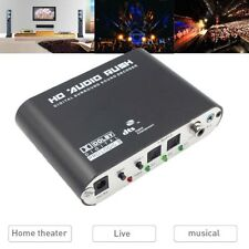 5.1CH digital to Amplifier Analog audio SPDIF Coaxial to RCA DTS AC3 decoder  BH
