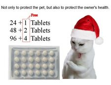 24+1 tabs Drontal analogue Dog and Cat Wormer Dewormer