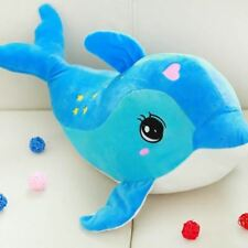 Dolphins Pillow Doll Plush Toys Dolphins Doll Baby Gift Plush Animals Hobbies