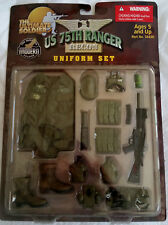 Ultimate Soldier 1:6 uniform and equipment set - modern and WWII vintage
