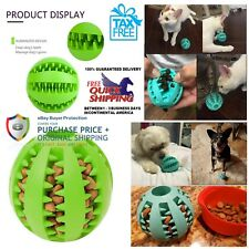 Interactive 2 in 1 Pet Toy & Food Dispenser Storage Cat Feeder Bowl Dish Combo