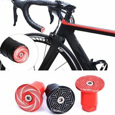 Road Bike Handlebar Ends Bicycle Grip Ends Caps Racing Road Bicycle Cycling Hand