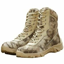 Tactical Military Boots Hiking Shoes Men Outdoor Hiking Boots Women Breathable O