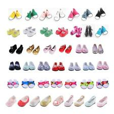 Fancy Doll Shoes for 18 inch American Girl Our Generation Dolls Clothes Dress Up