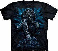 NEW The Mountain Werewolf Rising Fantasy  Unisex Adult T-Shirt-Clearance