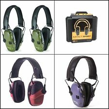 Howard Leight Impact Sport Sound Amplification Electronic Shooting Earmuff