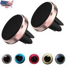 Universal 360 Magnetic Car Mount Holder Air Vent Stand For Cell Iphone Samsung