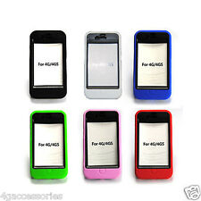 iPhone 4/4S Shock Hard Proof with Pen Case Cover 6 Colours Mobile Survivor UK