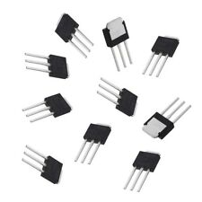 10pcs N-channel power MOSFET2N60 low gate charge 2A 600V G8A6