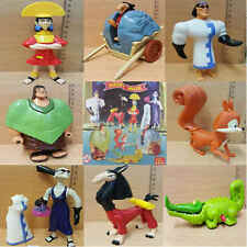 McDonalds Happy Meal Toy 2001 Walt Disney EMPERORS GROOVE Character - VARIOUS