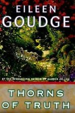 Thorns of Truth by Eileen Goudge (1998, Hardcover) 1st Edition NEW