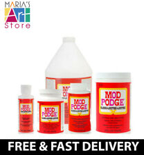 Mod Podge Gloss Decoupage Adhesive Glue Sealer  Wine Wood Glass 8 16 32 Gallon