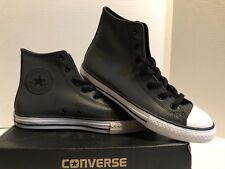 Boy's size 5 Y Converse Chuck Taylor All Stars Black High Top Shoes
