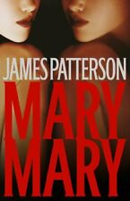 MARY, MARY By James Patterson - Hardcover **Mint Condition**