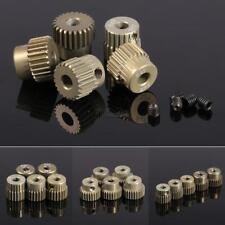 New 64DP 3.175mm Pinion Motor Gear Set for 1/10 RC Car Brushed Brushless WT88