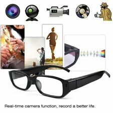 AU Mini HD 1080P/720P Spy Camera Glasses Hidden Eyewear DV Recorder Camcorder