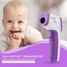 Non-Contact Body Infrared Digital Thermometer Instant Reading LCD Display LC