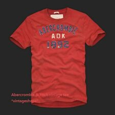 Abercrombie & Fitch vintage T-shirts NWT authentic items!