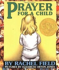 PRAYER FOR A CHILD BOARD BOOK By Rachel Field *Excellent Condition*