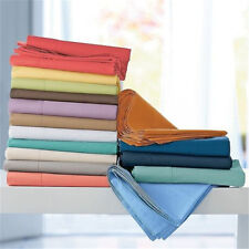 Extremely Soft Bedding Item 1000TC Egyptian Cotton UK Double Size All Colors