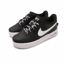 Nike Air Force 1 LV8 GS Black White Kid Youth Casual Shoes Sneakers 820438-015
