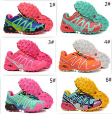 NEW Women's Running Shoes Salomon Speedcross 3 Outdoor Hiking Sneakers Athletic