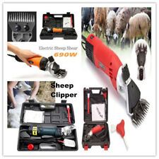 Electric Shears Shearing Clipper Animal Sheep Goat Alpaca Farm Machine
