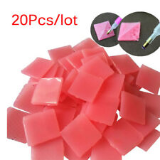 20PCS Paste DIY Sticker Dotting Diamonds Point Pen Drilling Mud Nail Art Tool BR