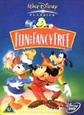 Fun And Fancy Free (DVD, 2002, Live Action / Animated)