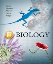 Biology, 10th Edition by Peter Raven, G. Johnson, K. Mason, J.Losos, S. Singer