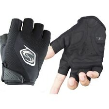 Seibertron Unisex Half Finger Fingerless Cycling Gloves Race MTB Bicycle Gloves