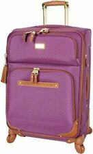 """Steve Madden Luggage Midsize Softside 24"""" Expandable Suitcase With Spinner..."""