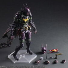 Play Arts Kai Batman Rogues Gallery Joker Action Figure Toy Doll Model Statue