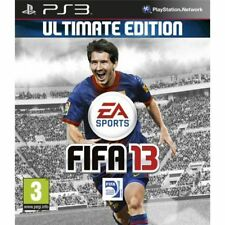 FIFA 13: Ultimate Edition (PS3) VideoGames