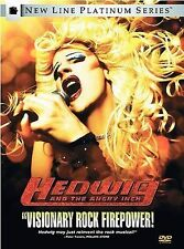 Hedwig and the Angry Inch (DVD, 2001, Widescreen)