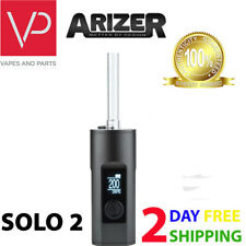 NEW 2018 ARIZER SOLO II Solo PORTABLE |FREE CLEANING KIT | COLORS AVAILABLE