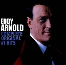 Complete Original #1 Hits by Eddy Arnold (CD, Apr-2013, Real Gone Music)