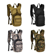 15L Waterproof Nylon Backpack Outdoor Camping Hiking Travel Picnic Daypack
