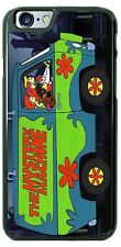 Scooby Doo Mystery Machine Retro Phone Case cover for iPhone Samsung Google etc.