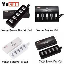 1PACK 5x Yocan² Evolve Plus/XL/Pandon/EVOLVE-D/Magneto Replacement Coils