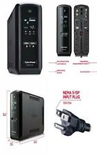 CyberPower CP1500PFCLCD PFC Sinewave UPS System, 1500VA/900W, 10 Outlets,...