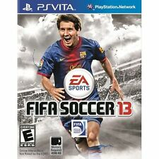 FIFA Soccer 13 for Sony PlayStation Vita BRAND NEW, SHRINK WRAPPED
