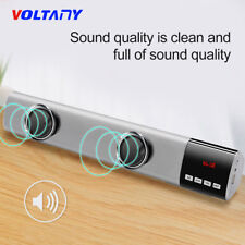 HIFI Portable Wireless Bluetooth Speaker Stereo LED display F Smartphone Tablet
