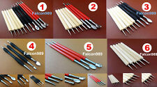 6 Kinds Leather Craft PMC Carving Modelling Splicing Embossing Spoon Stylus Tool