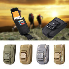 Tactical Molle Pouch Waist Belt Pack Military Hiking Camping Phone Pocket Bag