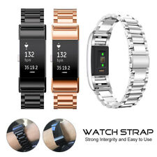 Stainless Steel Bracelet Strap Replacement Watch Band Wrist For Fitbit Charge 2