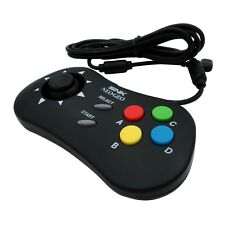 SNK Mini Wired Gamepad Joystick Grip Controller For NeoGeo Mini Pad Console