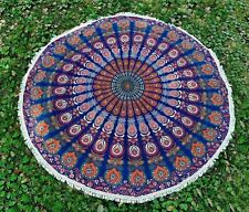 Mandala Tapestry Round Roundie Wall Hanging Beach Towel Throw Yoga Mat Round